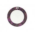 Набор тарелок «Lover by Lover» (диаметр 21,5 см х 4 шт) фиолетовые