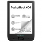 Электронная книга PocketBook PB606-E-CIS черный