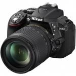 Зеркальный фотоаппарат Nikon D5300 18-105VR