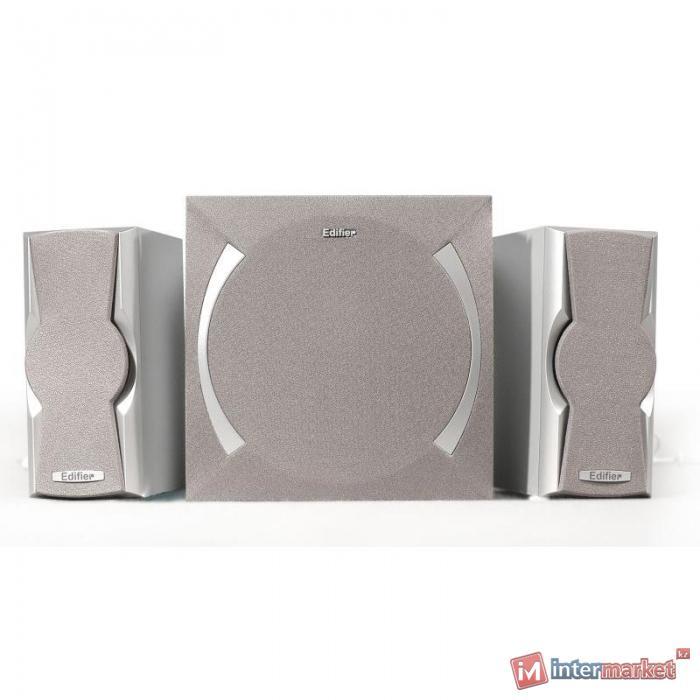 Колонки Edifier X600, Silver