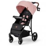 Коляска Kinderkraft CRUISER LX Pink