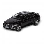 Металлическая машинка RASTAR 1:43 Mercedes-Benz CL 63 AMG 34300B, черный