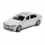 Металлическая машинка RASTAR 1:43 BMW 7 series 37600W, белая