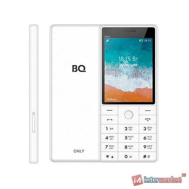 Мобильный телефон BQ-2815 Only Белый /