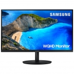 "Монитор 27"" Samsung LF27T700QQIXCI черный"