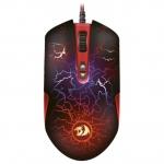 Мышь Redragon Lavawolf, Black, USB