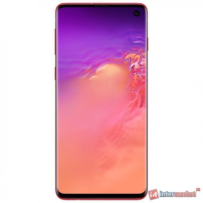 Смартфон Samsung Galaxy S10 8/128GB Red